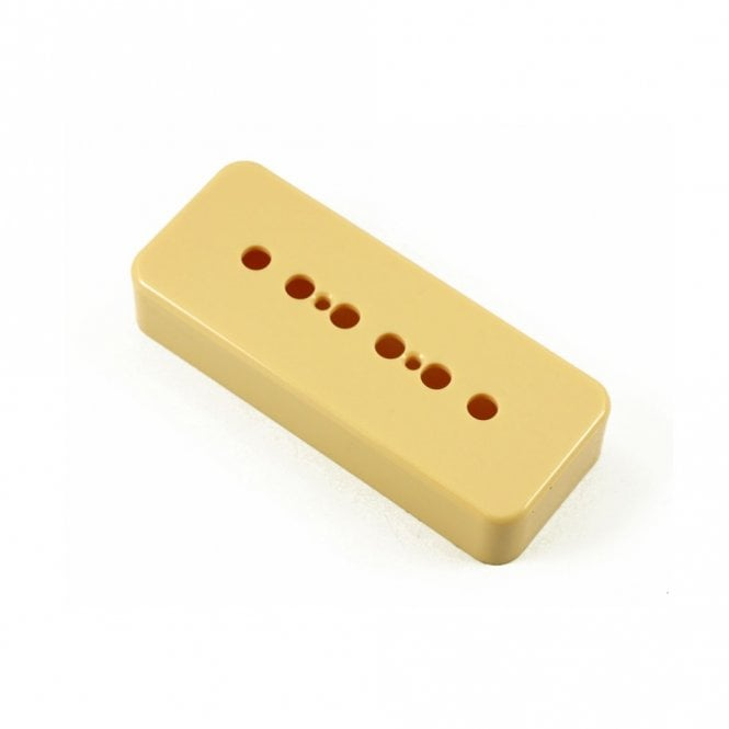 WD Music P-90 Pickup Cover Cream Plastic