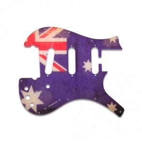 Parker Nitefly V1 (Three Single Coils) - Aussie Flag Relic