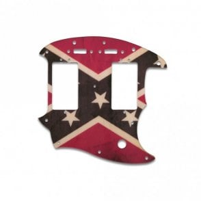 Pawn Shop Mustang Special - Dixie Flag Relic