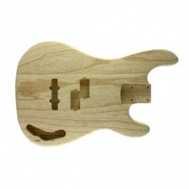 PJ bass alder unfinished