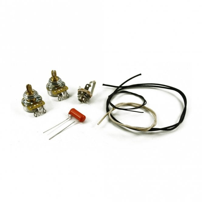 WD Music Precision Bass Wiring Kit
