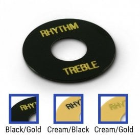 Rhythm/Treble Ring Washer For Gibson Toggle Switches
