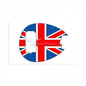 Sterling By Musicman SB14 (2010) - British Flag