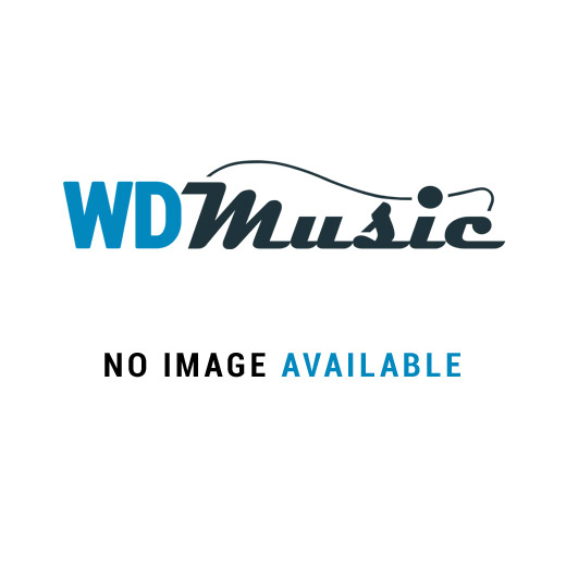 WD Music Strat American Deluxe - Brushed Silver (Simulated)