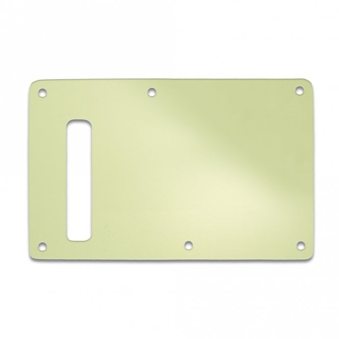 WD Music Strat Backplate - Vintage Mint Green