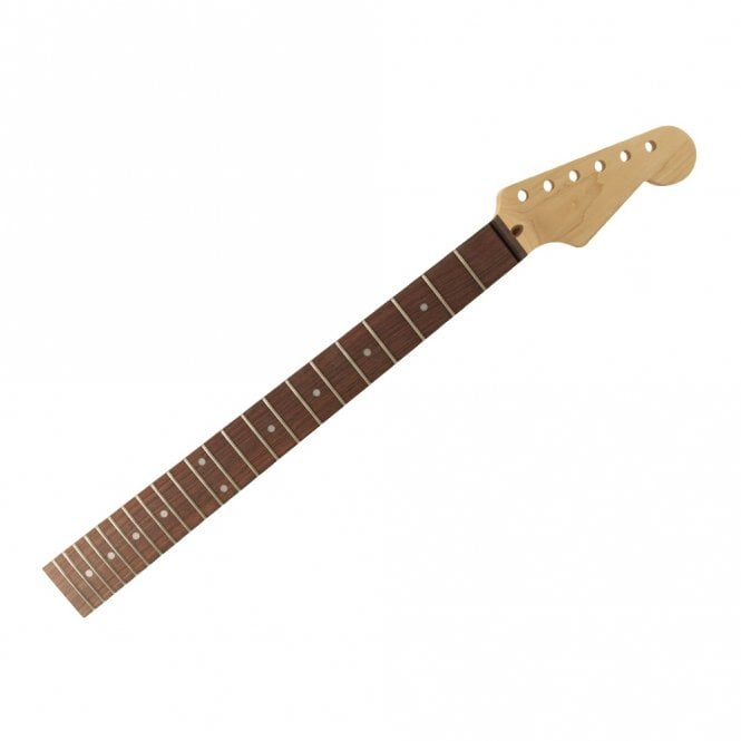 WD Music Strat Contemporary Rosewood Replacement Neck Satin Finish