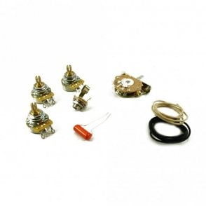Strat Electronic Wiring Upgrade Kit