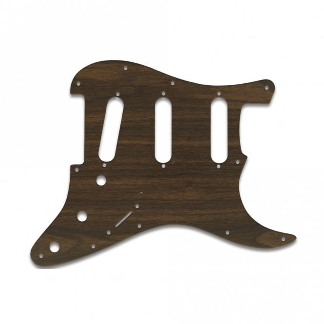 WD Music Strat - Simulated Rosewood