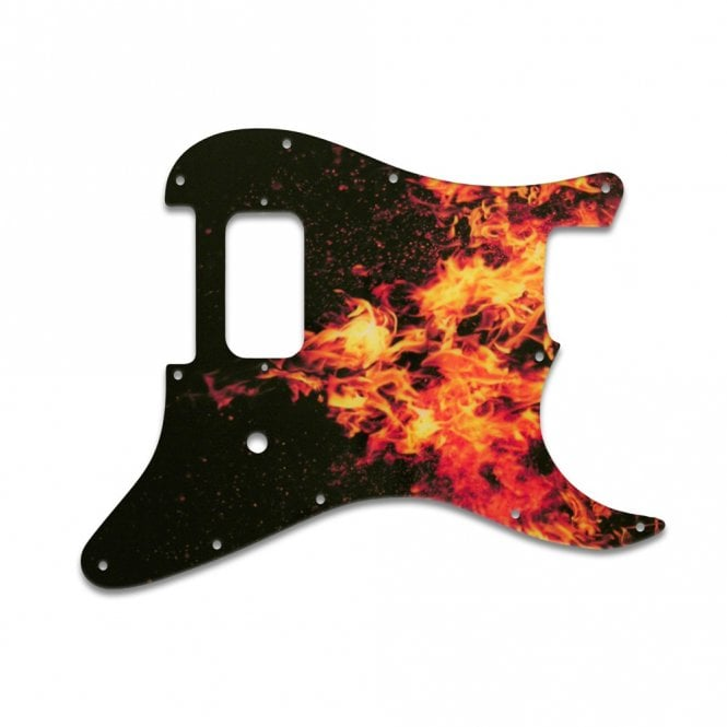 WD Music Strat Tom Delonge - Wild Fire