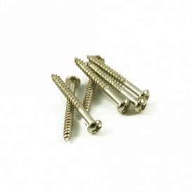 Strat Tremolo Screw Nickel (Bag of 6)