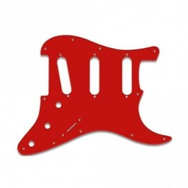 Strat Voodoo - Red White Red