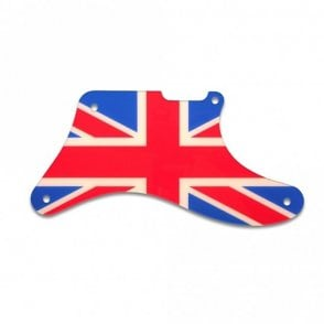 Tele Cabronita - British Flag