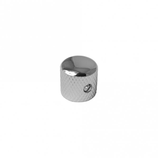 WD Music Telecaster Barrel Knob Domed-Top (Aluminium), USA fit and CTS pots