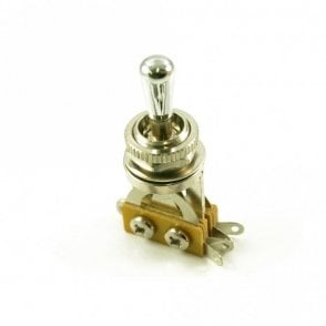 Toggle Switch for Les Paul with metal tip