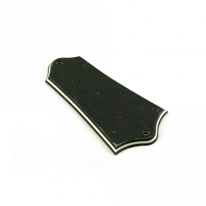 WD Music Truss Cover For Gibson Black/White/Black 3 ply