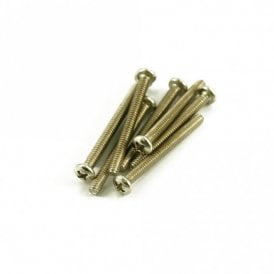 Vintage Bass Intonation Screw (Bag of 4)